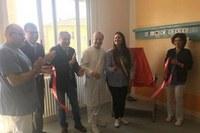 """L'Associazione """"Paolo Onofri"""" dona uno spirometro al reparto di Medicina dell'ospedale Franchini"""