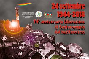 Tre eventi per ricordare il 74° anniversario della Liberazione di Santarcangelo dal nazifascismo