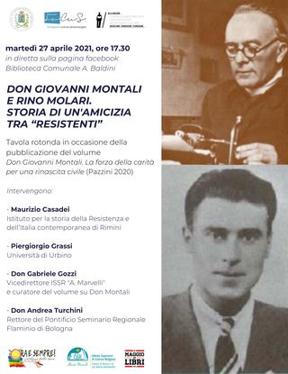 Locandina Incontro Molari-Don Minzoni