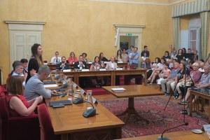 Lunedì 28 ottobre è convocato il Consiglio comunale