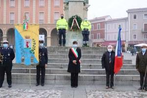Messaggio della sindaca Alice Parma per il IV Novembre