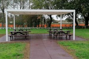 Nuovi giochi a basso impatto ambientale in sette parchi di Santarcangelo