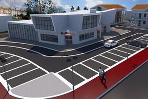 Nuovo centro direzionale a San Martino dei Mulini