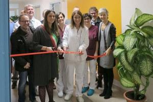 """Ospedale Franchini, inaugurati i nuovi spazi del servizio di """"Medicina Riabilitativa"""""""
