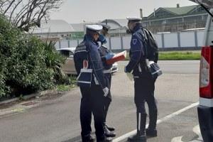 Polizia locale, 258 sanzioni per eccesso di velocità