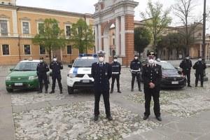 Polizia locale, nel fine settimana di Pasqua intensificati i controlli sul rispetto delle misure anti-Covid