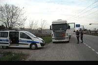 Polizia municipale di Vallata, controlli sulle strade: velocità eccessiva, uso del cellulare e mancata revisione