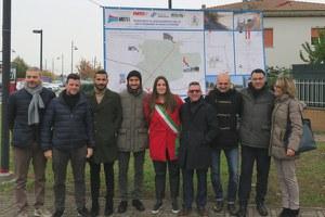 Potenziamento rete fognaria in zona stazione, presentati i lavori ai residenti