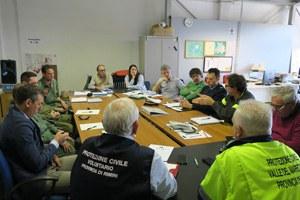 Protezione civile, dalla Regione 150.000 euro per potenziare il Centro Operativo Intercomunale di via Scalone