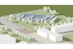 Pubblicato il bando per l'aggiudicazione dei lavori di completamento della scuola di Canonica