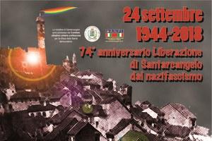 Santarcangelo ricorda il 74° anniversario della Liberazione dal nazifascismo con tre giorni di iniziative