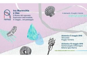 """""""Tra Marecchia e Uso"""", domenica 12 e sabato 18 maggio il viaggio nel museo del nascosto"""