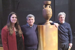 Pietro Bartolo, Lavatoio gremito per la testimonianza del medico di Lampedusa