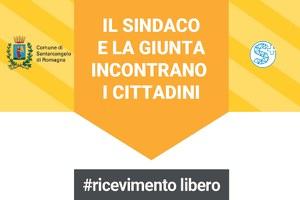 #Ricevimentolibero: sabato 23 febbraio la Giunta incontra i residenti del Capoluogo, di San Bartolo e La Giola