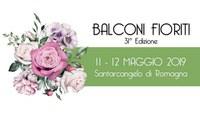 Sabato 11 e domenica 12 maggio torna Balconi Fioriti
