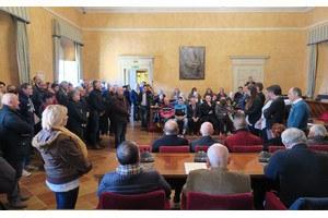 Sabato 23 dicembre il saluto di fine anno in municipio