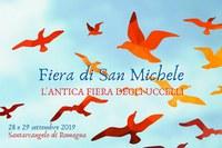 Sabato 28 settembre al via la Fiera di San Michele con i falconieri medievali e il Sangiovese dei romani