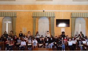 Santarcangelo Accogliente, la campagna di sensibilizzazione si arricchisce dei disegni degli studenti delle scuole medie
