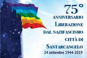 Santarcangelo celebra il 75° anniversario della Liberazione dal nazifascismo