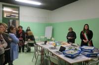 Scuola Fratelli Cervi di Sant'Ermete, inaugurata la biblioteca innovativa e l'aula digitale
