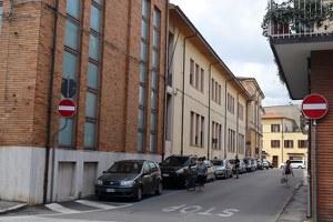 Scuola Pascucci, al via i lavori per il miglioramento sismico dell'ala di via Verdi