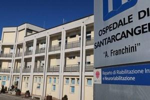Ospedale Franchini, al via il secondo stralcio di lavori nel reparto di Medicina e Lungodegenza