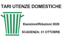 Tassa rifiuti, 66mila euro per le riduzioni ed esenzioni 2020