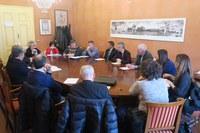 Tavolo del lavoro per la bassa Valmarecchia, questa mattina in Municipio il primo incontro
