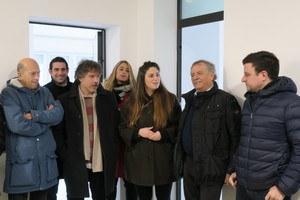 Ultimati dieci alloggi di edilizia residenziale pubblica in via Di Vittorio