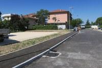 Ultimato il nuovo parcheggio in via Lenin Mancuso
