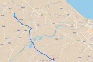 Venerdì 14 giugno il Giro d'Italia under 23 passa da Santarcangelo