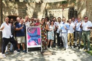 Venerdì 9 e sabato 10 agosto, la  XXI edizione di Calici Santarcangelo