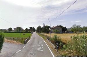 Via Savina, al via i lavori per il rifacimento del ponticello