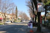 Viale Marini, lunedì 10 febbraio al via i lavori per riqualificare la fermata degli autobus