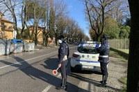 Week-end di intenso lavoro per la Polizia locale dell'Unione Valmarecchia